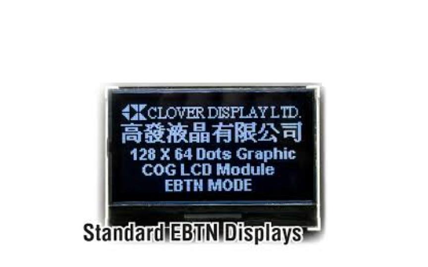 Clover Display CV240128A  Module Size L x W (mm) 144.00 x 104.00