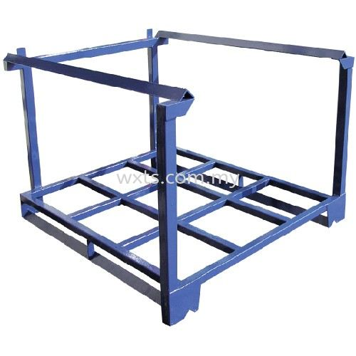 Steel Pallet Cages