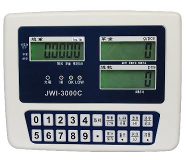 JADEVER JWI-3000C COUNTING INDICATOR