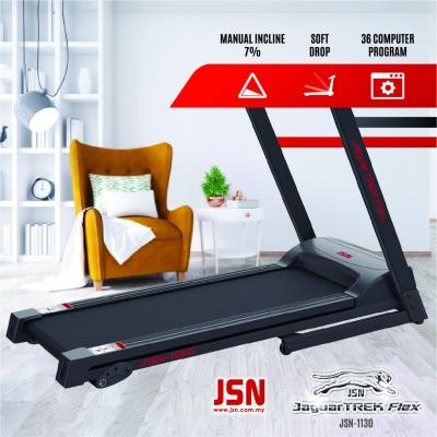 JSN1130 JaguarTREK Flex Motorized Treadmill