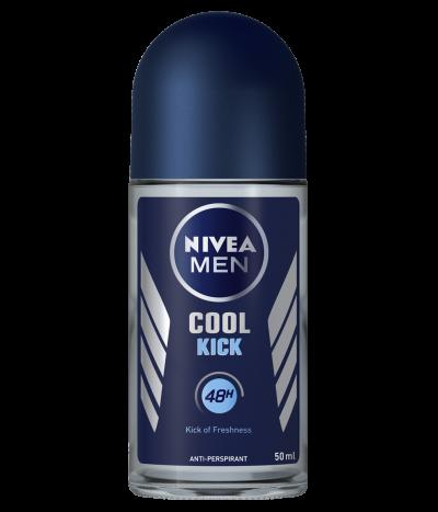 Nivea Men Roll-on Deodorant Cool Kick 50ml