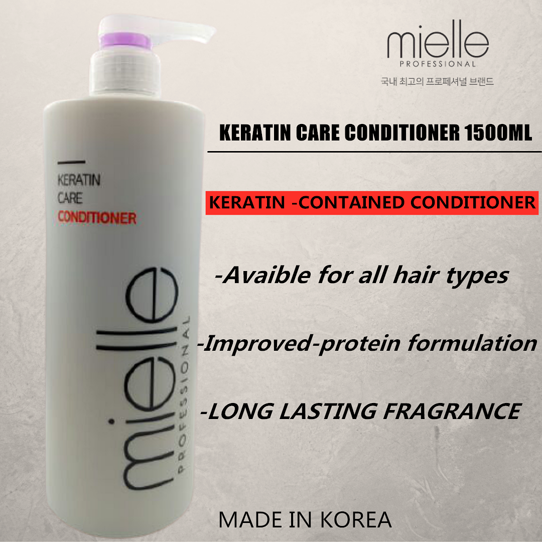MIELLE KERATIN CARE CONDITIONER 1500ML