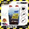 EuroPower 2-cycle 2T Oil TCW3 2 Stroke Oil 1L Oil Accessories