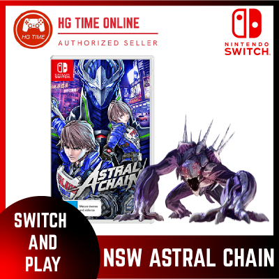 NSW Nintendo Switch ASTRAL CHAIN