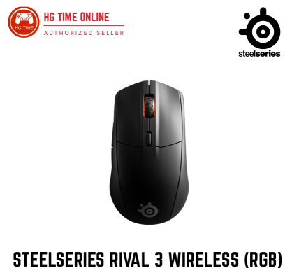 SteelSeries RIVAL 3 Wireless (RGB) Gaming Mouse