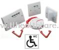 DSTA Disable Toilet Alarm Kit RM120 Discount Order B4 12 Nov !! Disable Toilet Call Nurse Call System