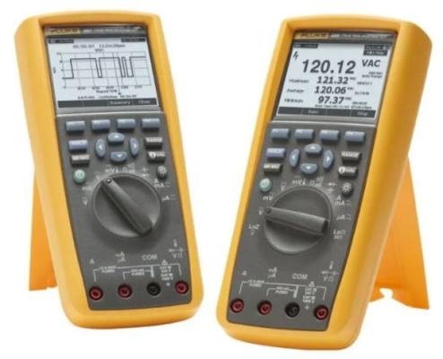 FLUKE 289, DIGITAL MULTIMETER WITH DATA LOGGER (TRUE RMS)