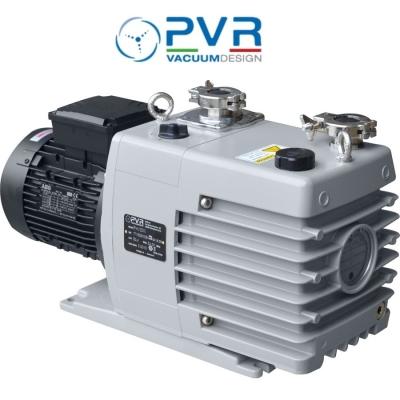 PVR - PHV 5K - 10K - 20K - 30K Dual Stage Oil Lubricated Rotary Vane Vacuum Pump