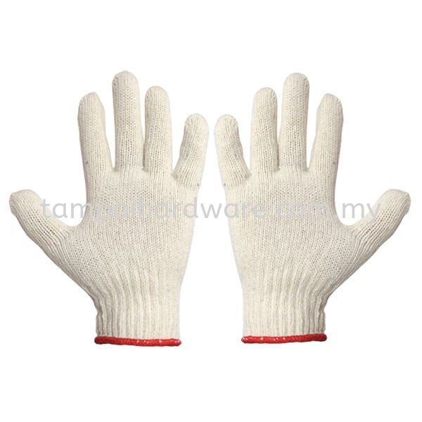 Cotton Hand Glove - A105 600g Hand Protections Personal Protective Equipments