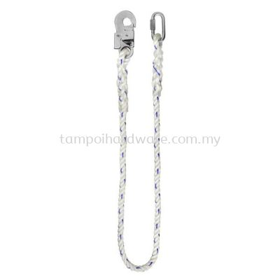 SAFETY LANYARD WITH D Ring & SNAP HOOK