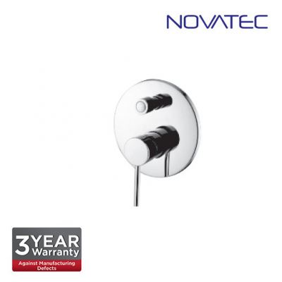 Novatec Chrome Plated Single Lever Concealed Mixer RS5013-R