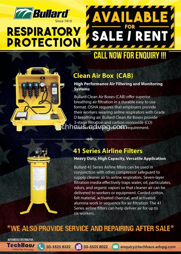 Bullard Respiratory Protection