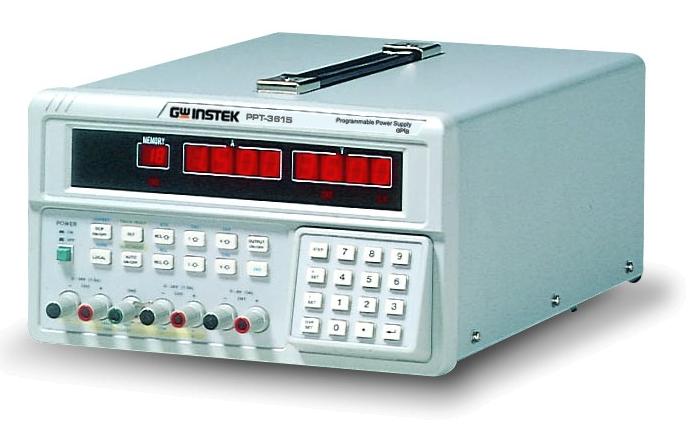 GW INSTEK PPT-Series Multiple Output Programmable Linear D.C. Power Supply