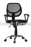 EL 803 Medium Back Chair Office Chair