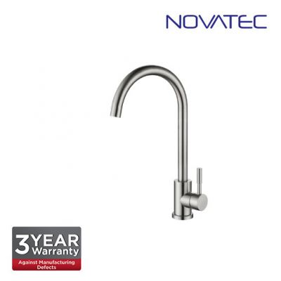 Novatec Kitchen Stainless Steel Mixer SS35PST-M