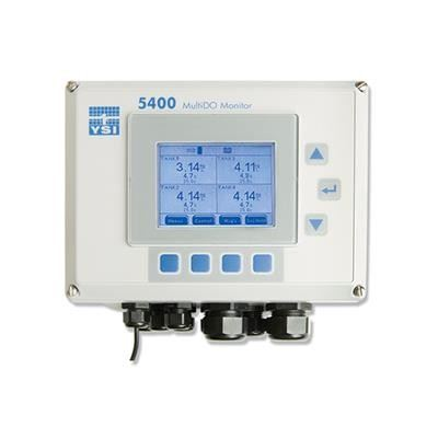 YSI 5400D MultiDO Monitoring and Control Instrument