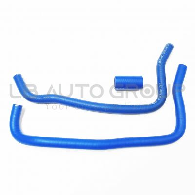 HBPD-BZ010-Q BY PASS HOSE & CLIP SET VIVA 07Y> (3pcs B-SLC)