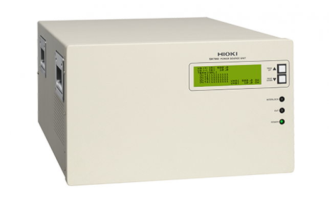 HIOKI SM7860 Power Source Unit