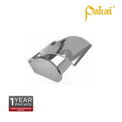 Pakai ABS Chrome Plated Toilet Roll Holder