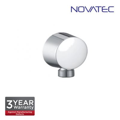 Pakai Chrome Plated Wall Shower Connector