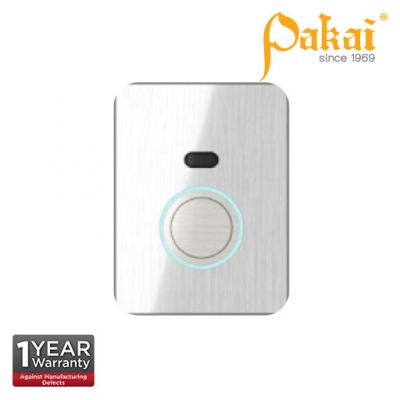 Pakai Concealed Box Type Sensor Automatic Water Closet (WC) Flush valve With Manual Override Button.