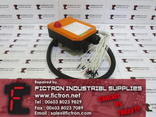 F24-8D F248D TELECRANE Industrial Radio Remote Control Supply Repair Malaysia Singapore Indonesia USA Thailand