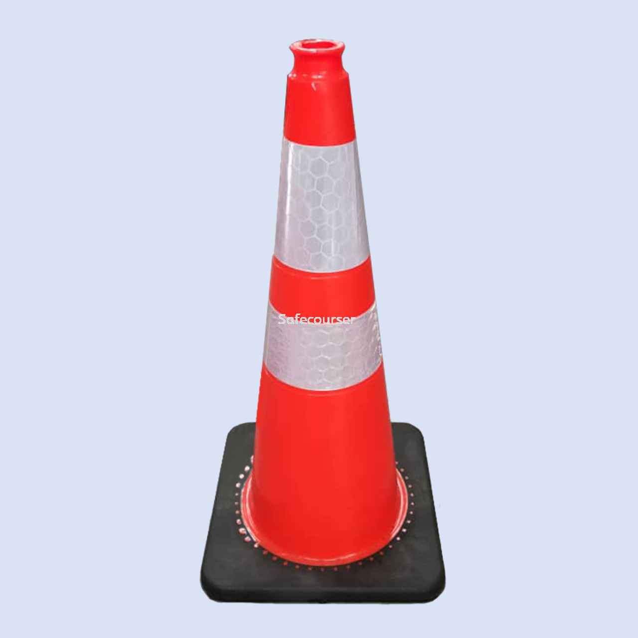 750mm PVC Traffic Cone HIS