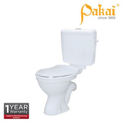 Pakai Union Twins Cistern Low Level / Mid Level. Not including wc