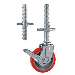 ALUMINIUM SCAFFOLD CASTOR WHEEL