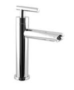 Novatec Chrome Plated Console Basin Tap F9-2036-T