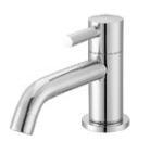 Novatec Chrome Plated Basin Pillar Tap FN-2021