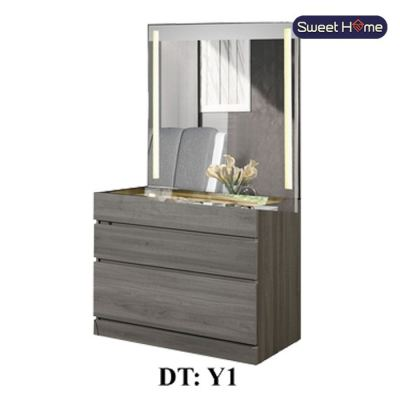 Premium Design Dressing Table with Lights Y1