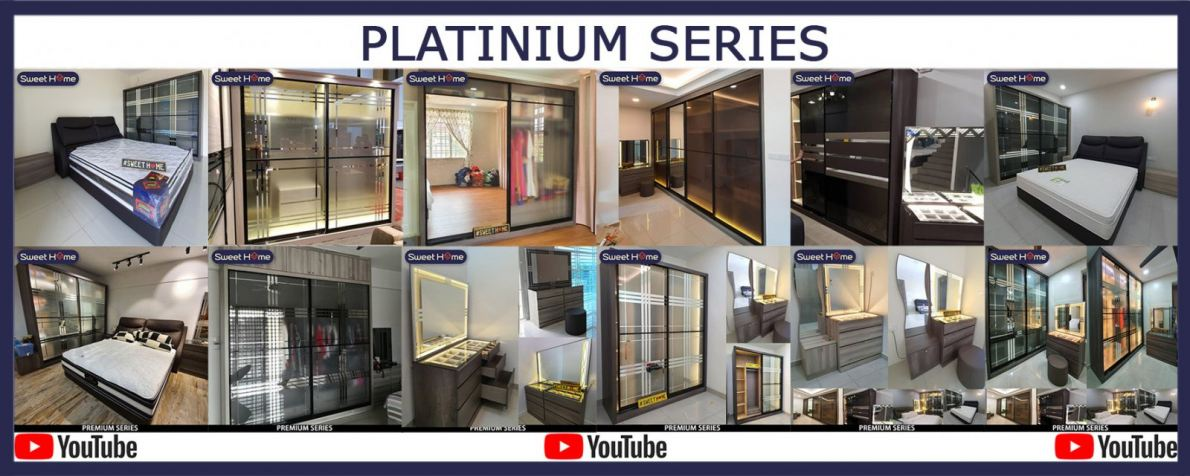 No1 Most Complete Selection of Bedroom Set in Penang Malaysia