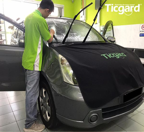 Car Tinted Film