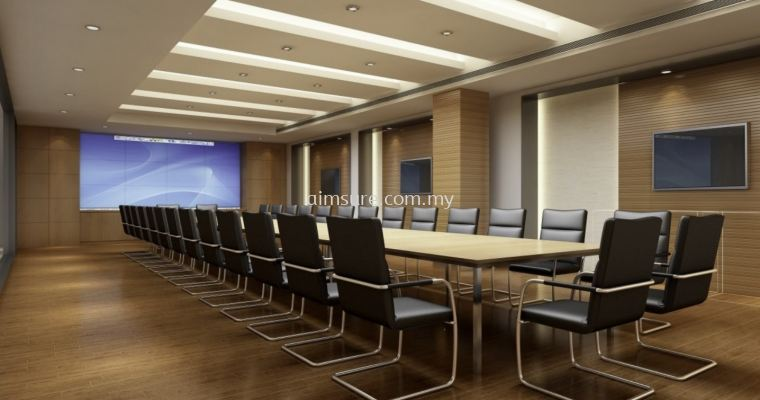 Board conference room