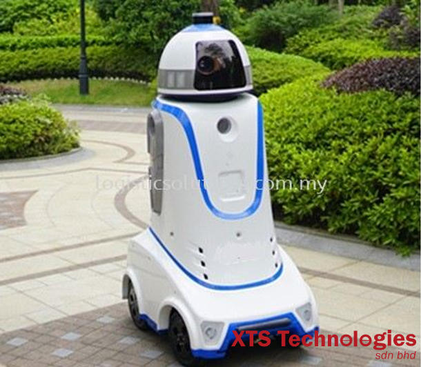 Security Robot by XTS Tech