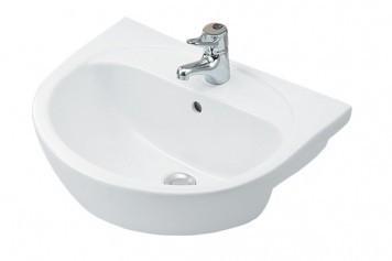 INNO-WB2013 Pisa Semi-Recessed Basin