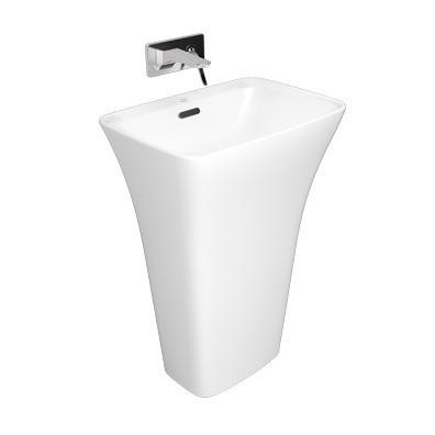 Luxus Floor Standing Vessel Wash Basin CCASF523