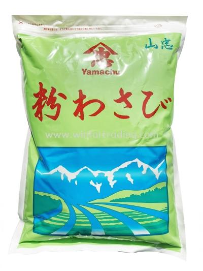 JAPAN YAMACHU KONA WASABI POWDER 1KG
