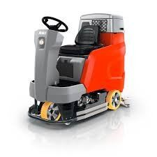 Hako Ride-On Scrubber-Drier B120R