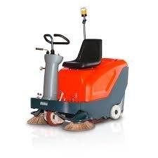 Hako Ride-On Sweeper B800