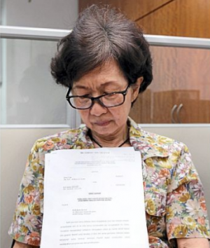 Saddest Story: Woman loses RM4.3mil inheritance