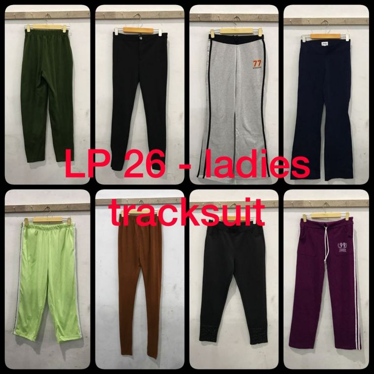 Ready Stock - ladies Tracksuit