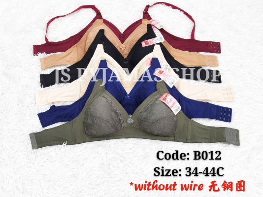 BRA WITHOUT WIRE