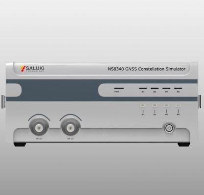 Saluki NS8340 GNSS Constellation Simulator (multi-GNSS/Constellation/Frequency)