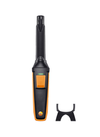 TESTO 0632 1551 CO2 probe (digital) - with Bluetooth including temperature and humidity sensor