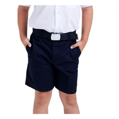 [ Ready Stock ] Best Quality Primary Getah stretchable school long pants navy Seluar sekolah rendah