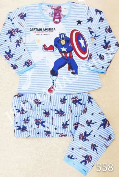 BOYS PYJAMAS SET