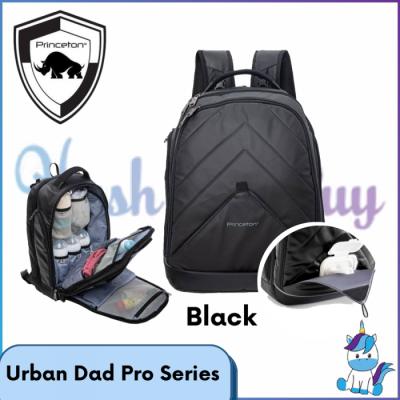 PRINCETON BAG URBAN DAD PRO SERIES-BLACK