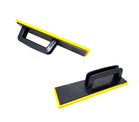 PVC HANDLE RUBBER TROWEL - 00058F